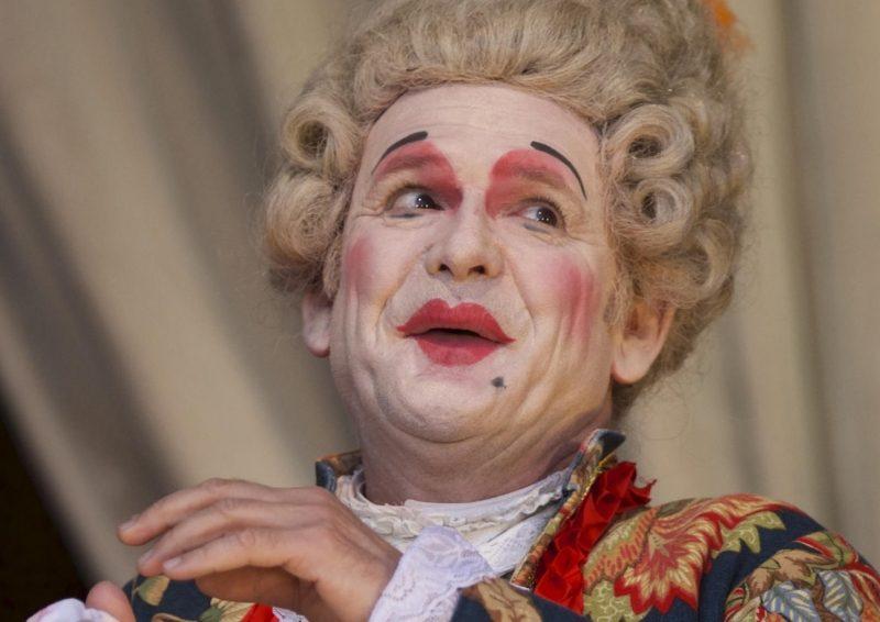 Worschtmichels Traum<br /> oder<br /> Der König von Frankfort. Komödie in Frankfurter Mundart von Rainer Dachselt<br /> nach Motiven des dänischen Barockdichters Ludvig Holberg.<br />